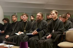 Собрание Епархиального отдела религиозного образования и катехизации