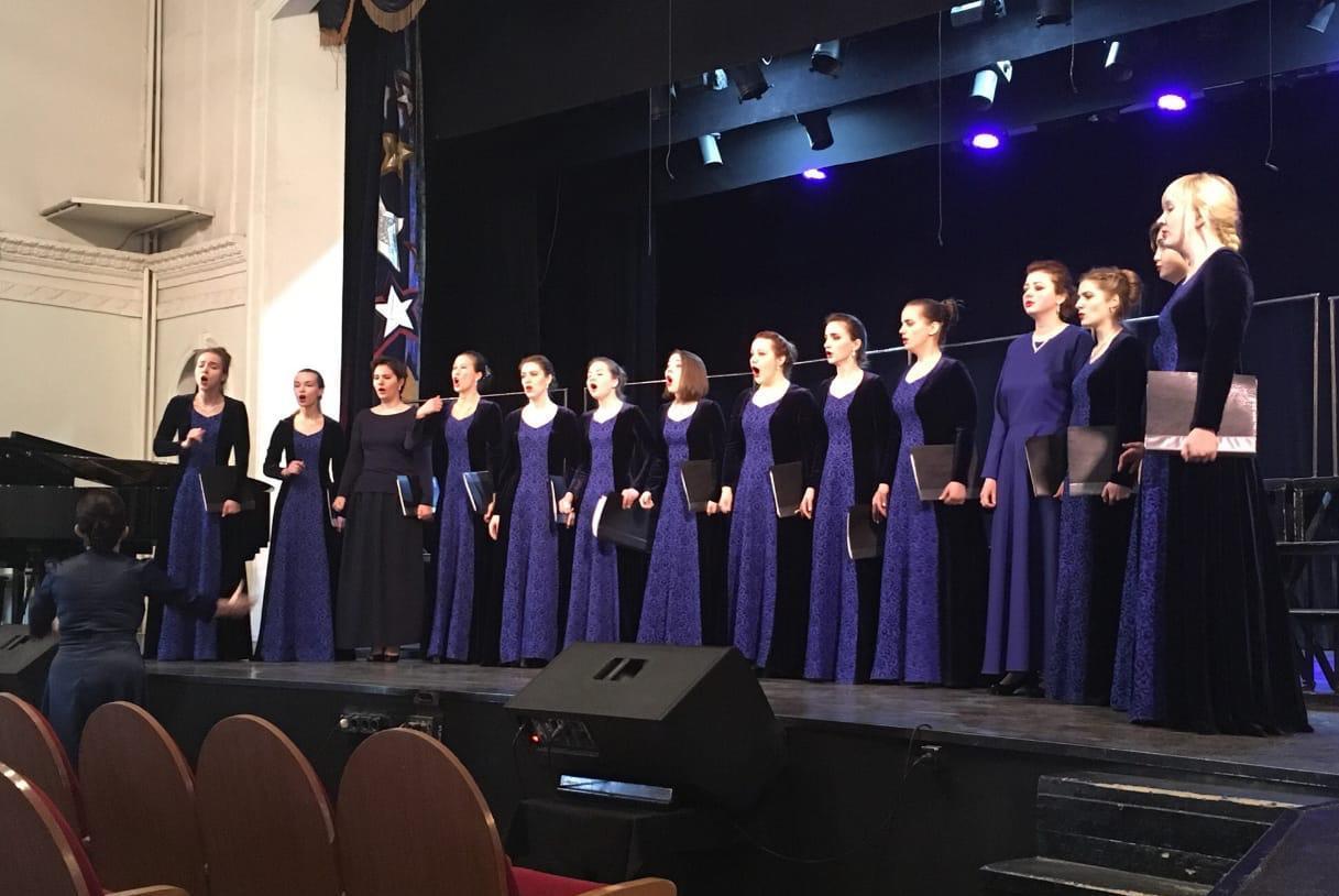 «Нега» на фестивале «Молодая классика»